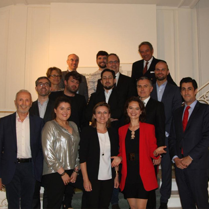 Un nouvel Advisory Board pour le MSc GLAM